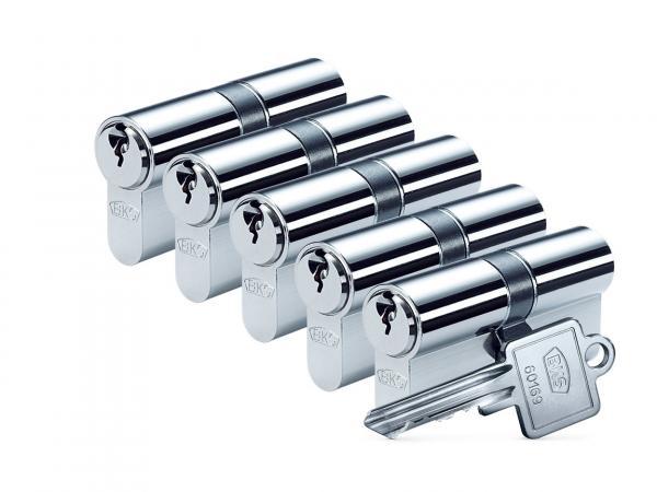 Sluitplan of Sleutelplan voor Cilinders en Sleutels